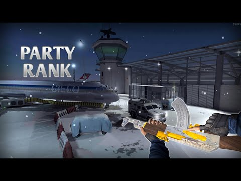 Critical Ops | NEW Party Ranked Update | Running into D2R first Game!!!