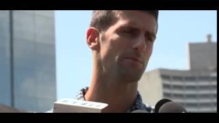 Novak Djokovic on Andy Murray: he's my greatest rival