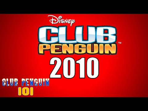 2010: The Club Penguin Yearbook - Club Penguin 101