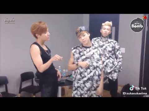 RM, J-Hope And Jimin BTS || Tik Tok?