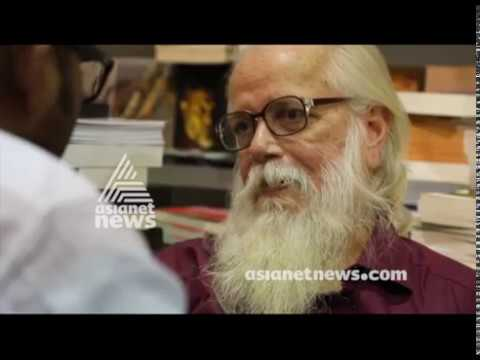 Nambi Narayanan in Sharjah International Book Fair | Gulf Ro