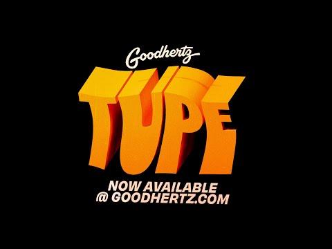 Tube + Tape = Tupe