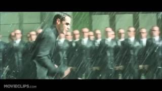 THE MATRIX REVOLUTIONS - FIGHT SCENE