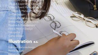 Jobperspektive: Illustration Part 1 │Erfolg als Illustrator │ Success as an Illustrator