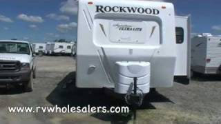 2011 Rockwood Signature Ultra Lite 8314BSS Travel Trailer Camper at RVWholesalers.com 836339