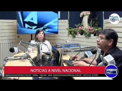 'A PENSAR MÁS CON ROSA MARÍA PALACIOS' 25-01-2019