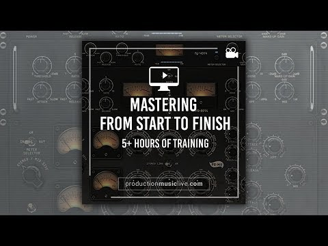 Powerful Mastering Chain with Ableton built-in audio effects - Free Do