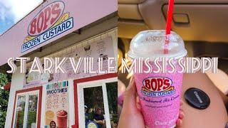 Follow Me Around Starkville Mississippi | Travel Vlog