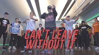 "21Savage ""CAN'T LEAVE WITHOUT IT"" Choreography by Bence Kalmar"