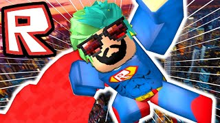 🔥 BE A SUPERHERO AND 🔥 TO SAVE THE WORLD | Roblox Super Hero Adventure Obby! | English Story