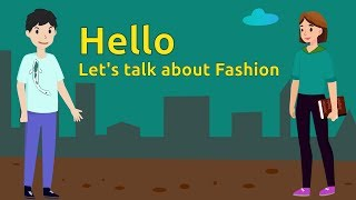 Clothes and fashion | English speaking skills practice