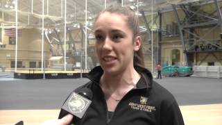 Athlete of the Week: Meagan Hilla-Track & Field