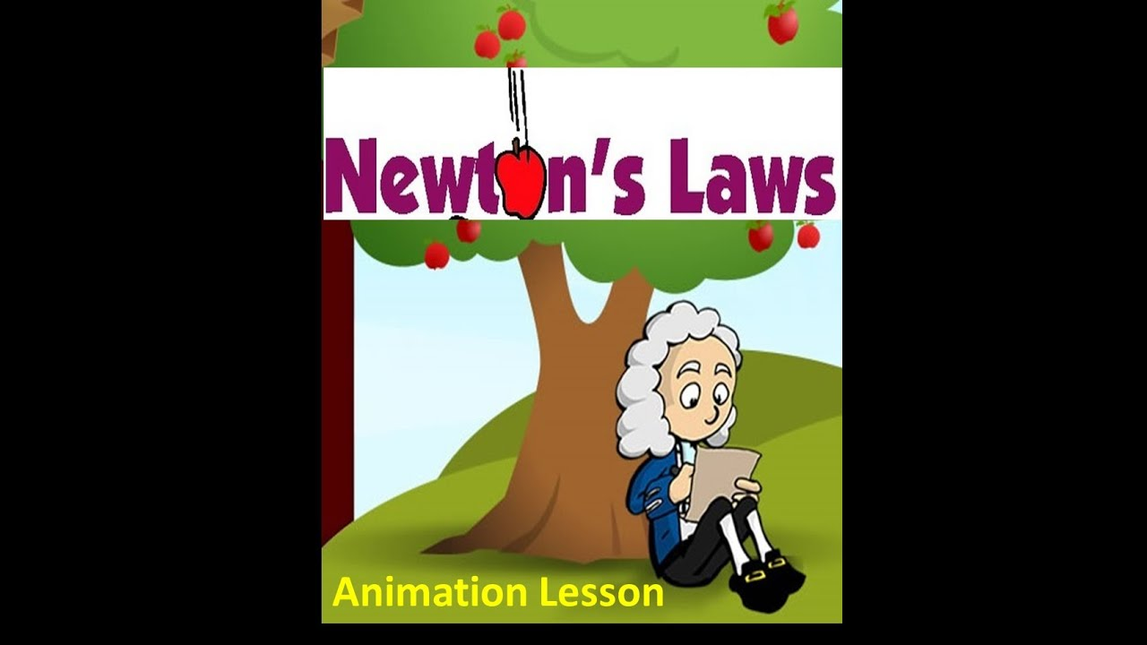 Newton's 2nd & 3rd Law of Motion - YouTube