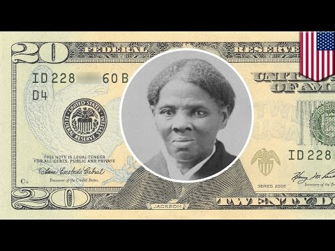 Harriet Tubman $20: Civil rights hero bumps President Andrew Jackson from U.S. $20 bill - TomoNews