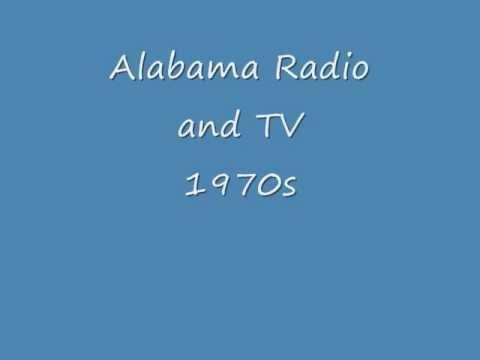 Alabama Radio and TV 1970s