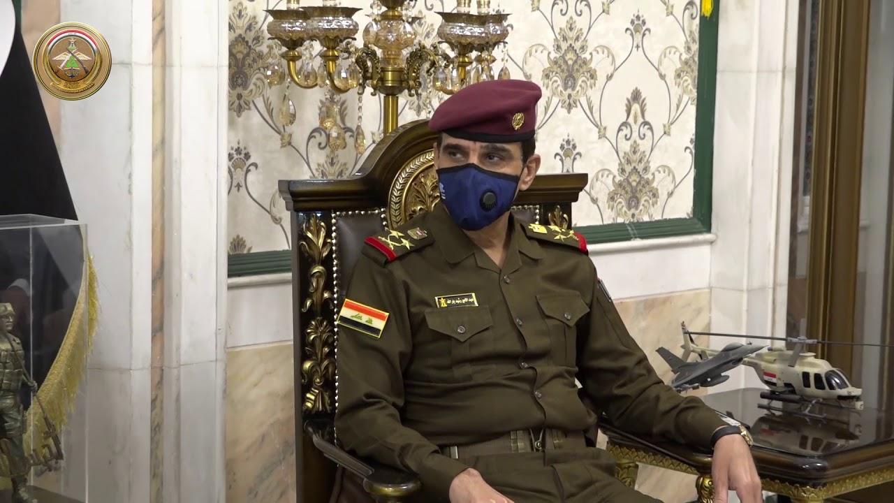 رئيس أركان الجيش يستقبل مدير مكتب التعاون الأمني