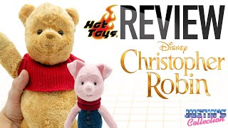 Hot Toys Winnie the Pooh and Piglet Christopher Robin Review