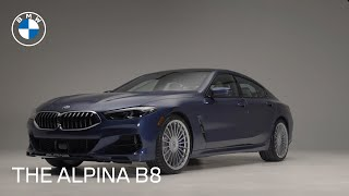 homepage tile video photo for The All-New BMW Alpina B8 Gran Coupe | BMW USA