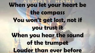 Mariah Carey - Almost Home (Lyrics)