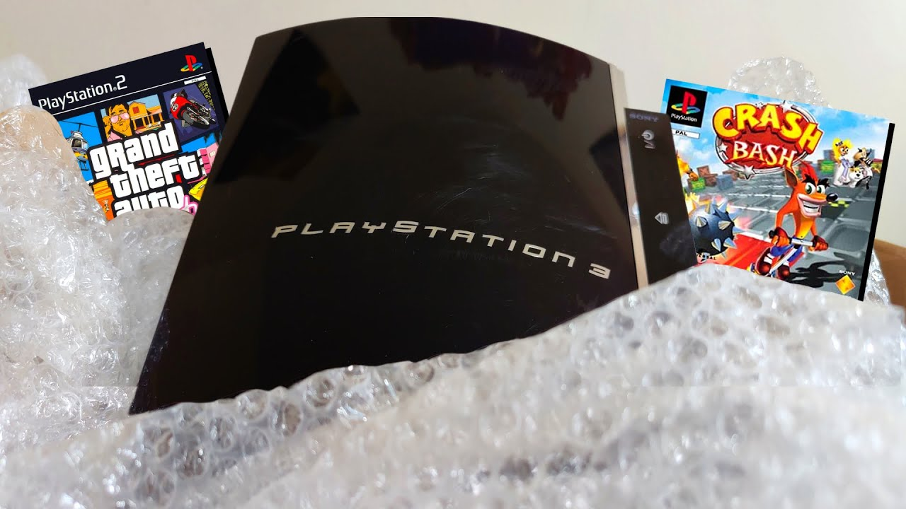 I Bought an Original Backwards Compatible PS3 On eBay