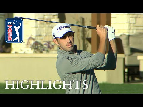Patrick Cantlay's Extended Highlights   Round 2   AT&T Pebble Beach
