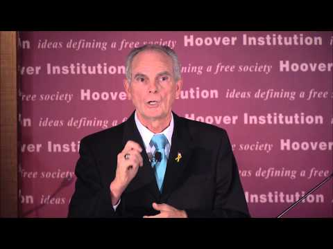 """Mayor Reed's presentation at Hoover's """"California Public Pension Solutions Conference."""""""