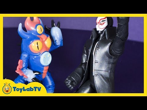 Big Hero 6 Toys With Baymax & Hiro Hamada Action Figure Toy Opening