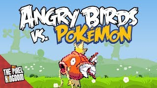 Pokémon vs. Angry Birds - Magikarp