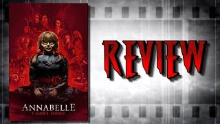 QMR - Annabelle Comes Home - Best Annabelle Movie?