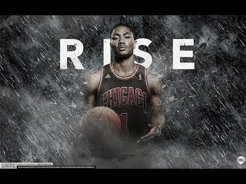 I Will Rise – Derrick Rose Mix [HD]
