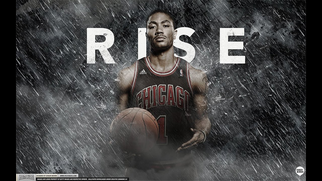 Knicks Iphone Wallpaper I Will Rise Derrick Rose Mix Hd Youtube
