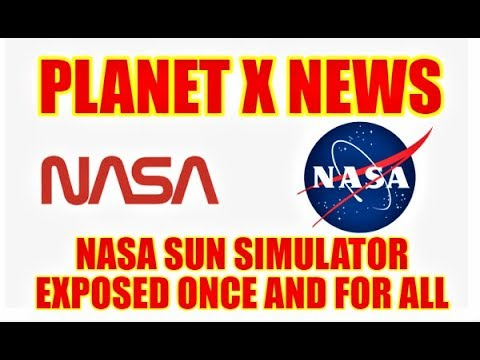 NASA's SUN SIMULATOR - THE DECEPTION IN THE SKY 02/05/18 ...