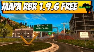 Euro Truck Simulator 2 -ETS 2 Mods Reviews Mapa RBR FREE│NetstocGaming