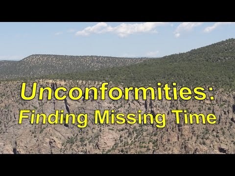 Unconformities: Finding Missing Time