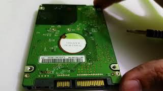 BIOS NAO RECONHECE HD (NOTEBOOK) ERRO NO HD (RESOLVIDO)