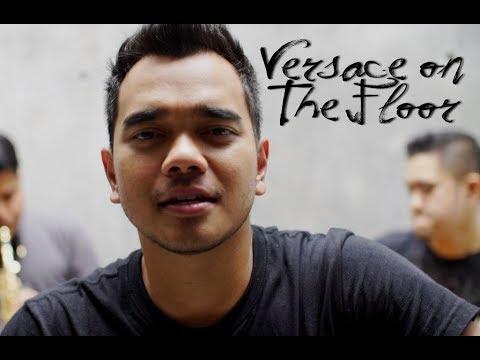 Versace On The Floor - Alif Satar Cover