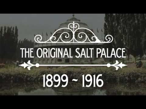 Salt Lake City History Minute - The Original Salt Palace