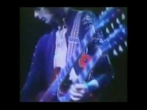 Led Zeppelin-The Rain Song live 1973 different audio & movie