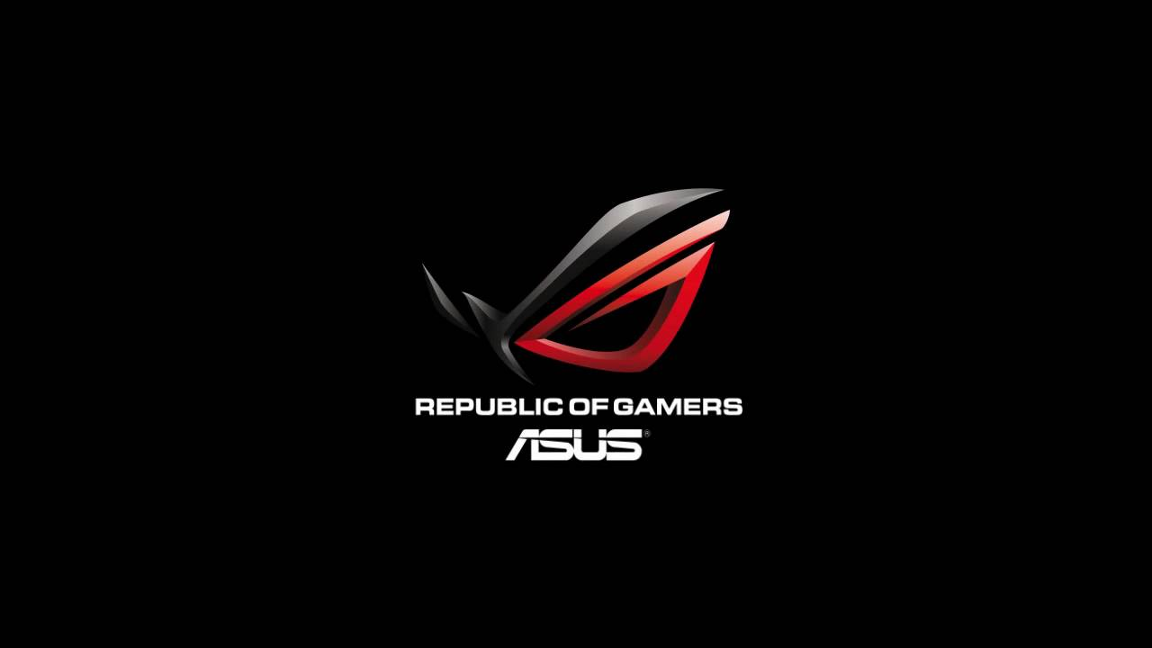 Rog Animated Wallpaper Logo Asus By Sonny Youtube
