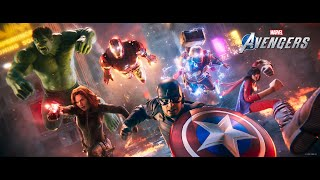 Marvel's Avengers: Time to Assemble CG Spot