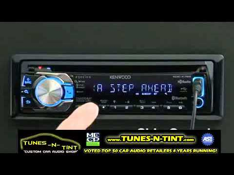 2012 Music Control For Android - Kenwood Entry USB - CD Receiver