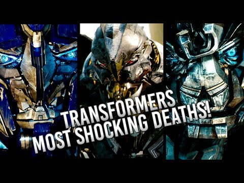Transformers: The Most Shocking Deaths in the Transformers Movie Franchise!