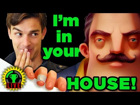 Thumbnail: We MURDERED This Game! | Hello Neighbor