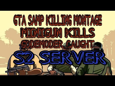 Gta Samp Mg Montage || Server S2