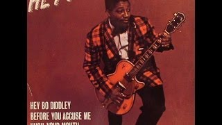 Bo Diddley Hey Bo Diddley | ROQNROL favorites