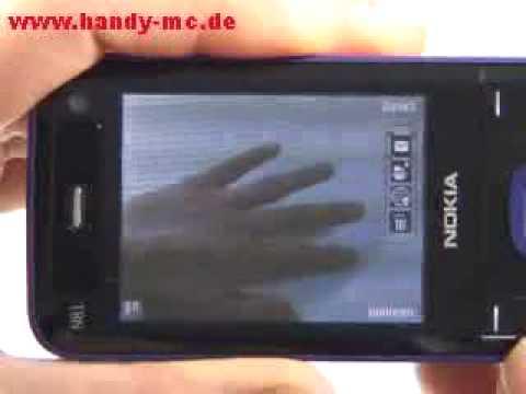 Nokia N81 Kamera