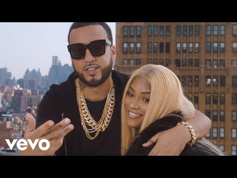 Stefflon Don French Montana - Hurtin Me