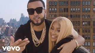 Смотреть клип Stefflon Don, French Montana - Hurtin' Me