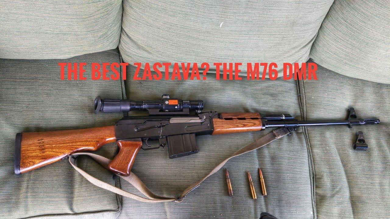 The Best Zastava: The Yugoslavian M76 8MM Designated Marksmen Rifle New York Debanned! M91 No Thanks
