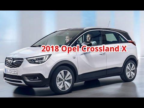 2018 opel crossland x opel cossland x review interior youtube. Black Bedroom Furniture Sets. Home Design Ideas